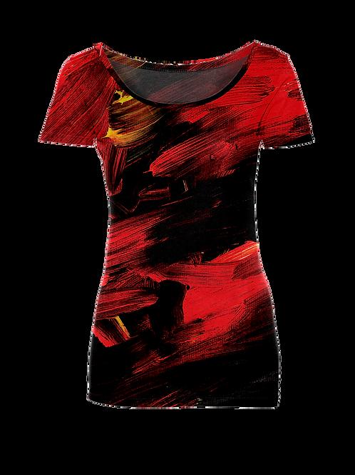 Sarkanais | Womens T-Shirt
