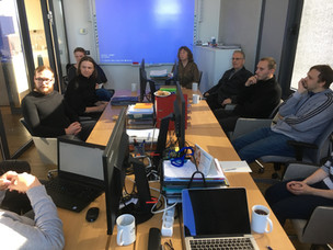 CryZym project progress meeting