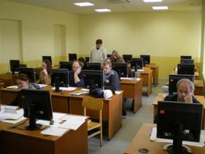 Bioinformatics course in Jelgava