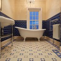 Koupelna v Anglickém stylu