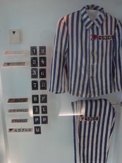 Uniforme de prisioneiros