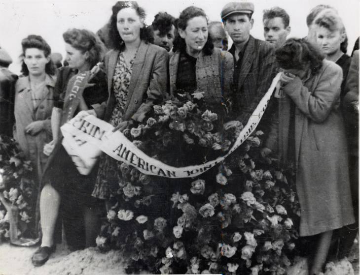Pogrom a 4/7/1946 em Kielce, Polónia