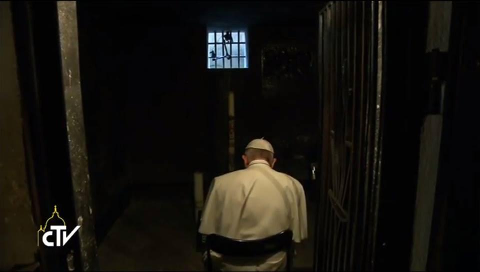 Visita do Papa Francisco a Auschwitz