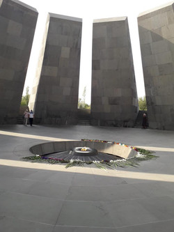 Memorial do Genocídio Arménio