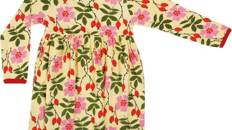 Rosehip L/S Twirly Dress