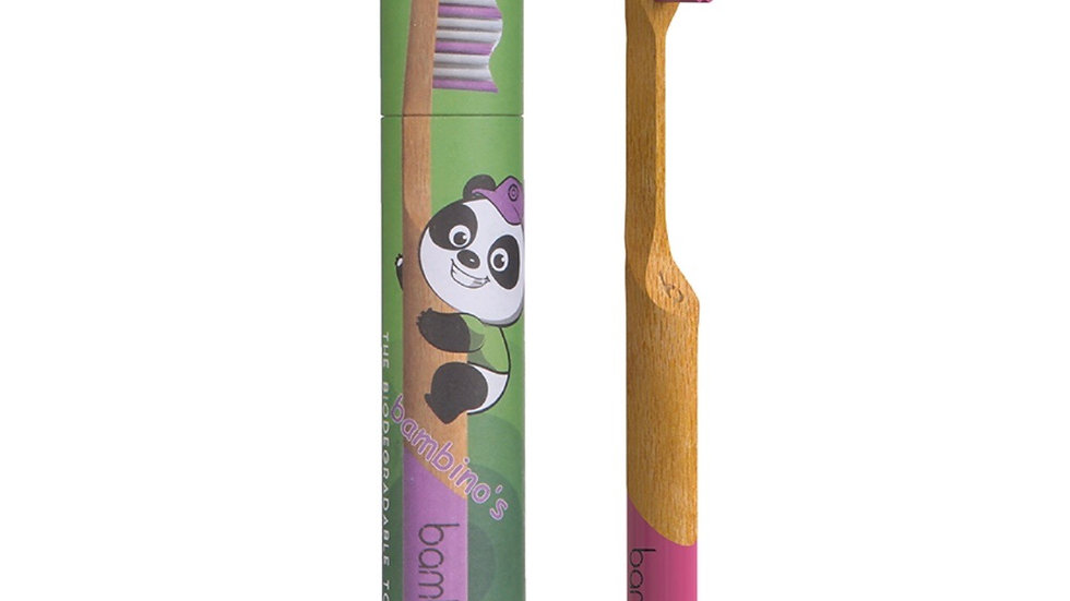 Bambooth Biodegradeable Toothbrush Child