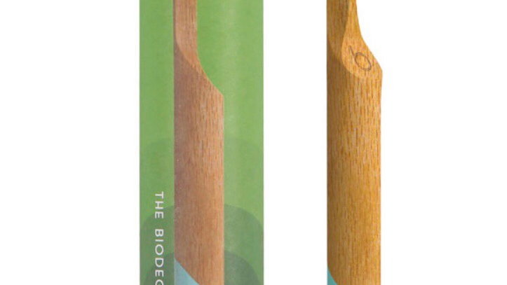 Bambooth Biodegradeable Toothbrush Adult M