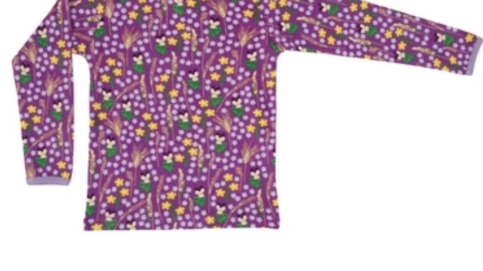 L/S Meadow Tee Purple