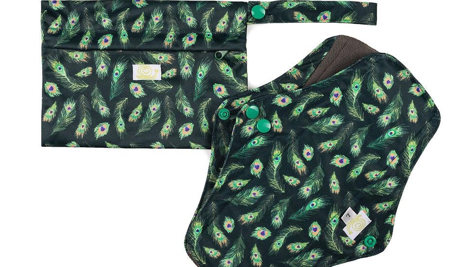 Mini Sanitary Pad Reusable Bag