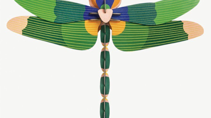 Studio Roof 3D Giant Dragonfly