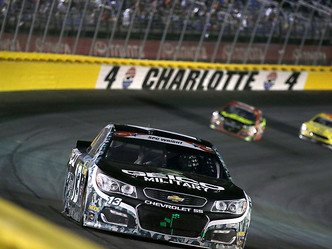CHARLOTTE RACE REPORT