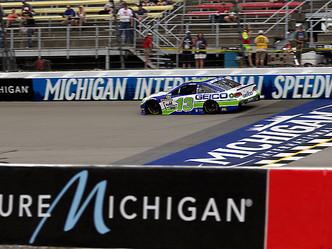 MICHIGAN RACE REPORT