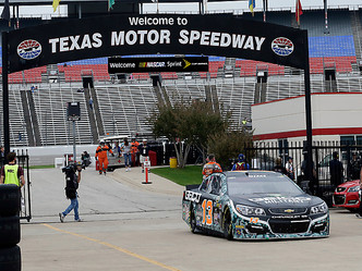 TEXAS RACE REPORT