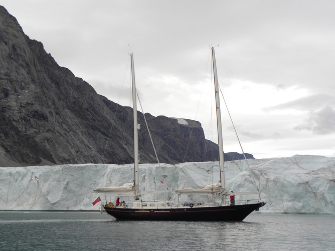Blog Update 6th August - Coronation Fjord