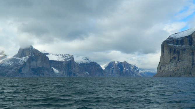 Blog Update 14th August Sam Ford Fjord