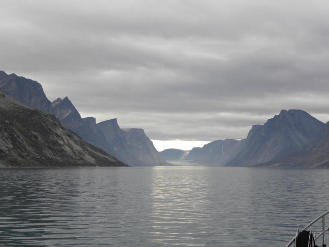 Blog Update 9th August - Okoa Fjord