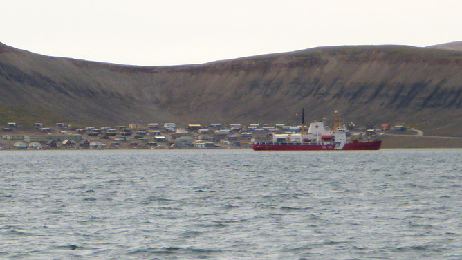 Blog Update 19th August – Arctic Bay