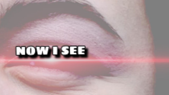 NOW I SEE