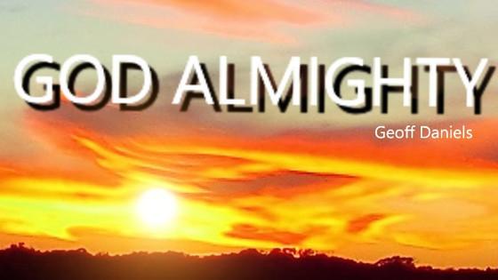 God Almighty