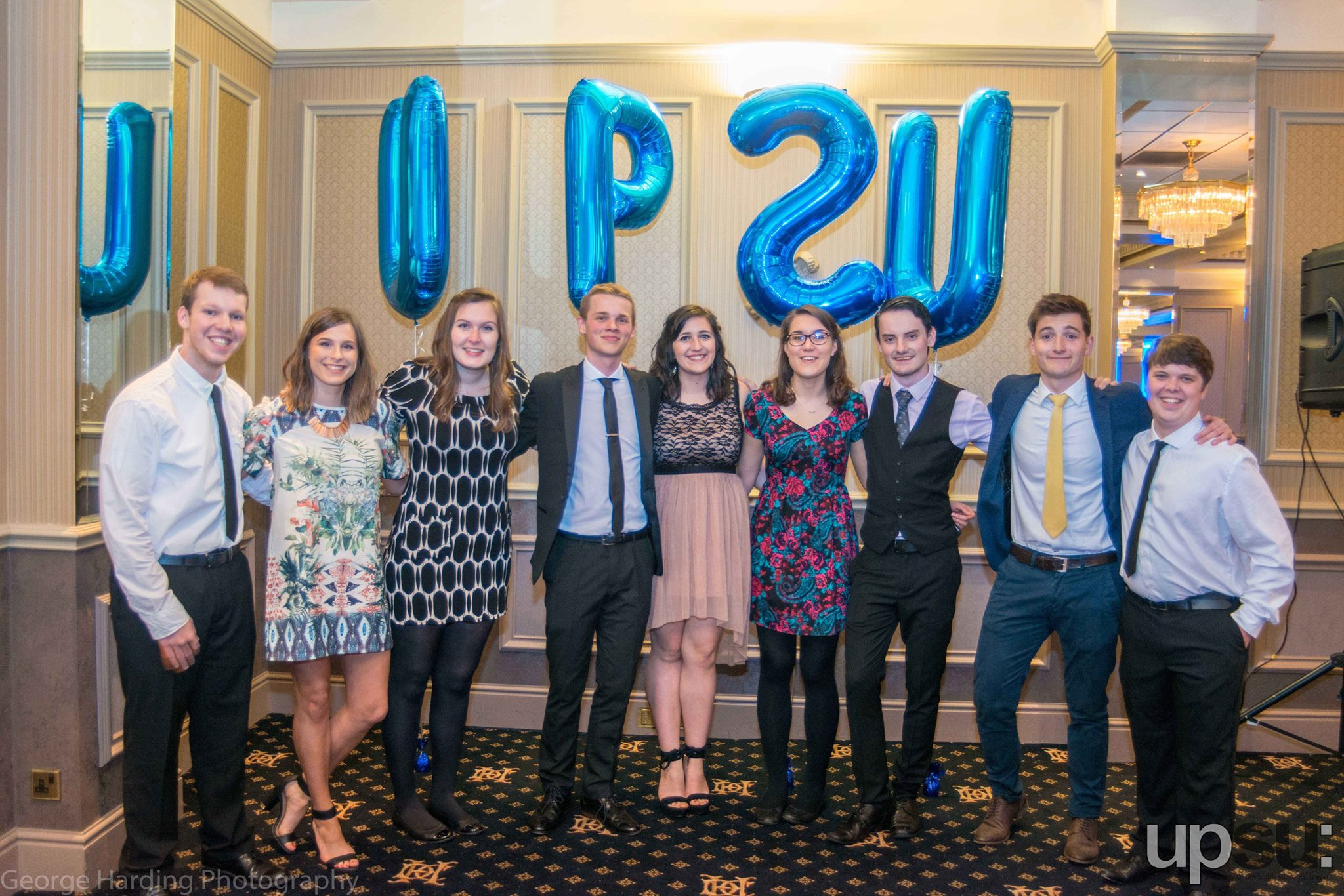 UPSU Society Awards 2017