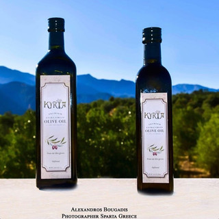 500mL & 1L Cold-Pressed Extra Virgin Olive Oil