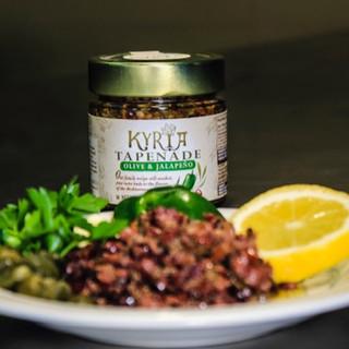 Kalamata Olive & Jalapeño Tapenade