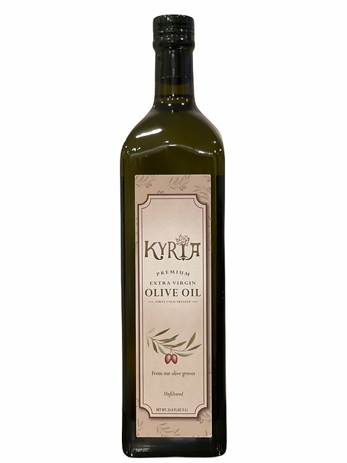1L Extra Virgin Olive Oil (Cold-Pressed)