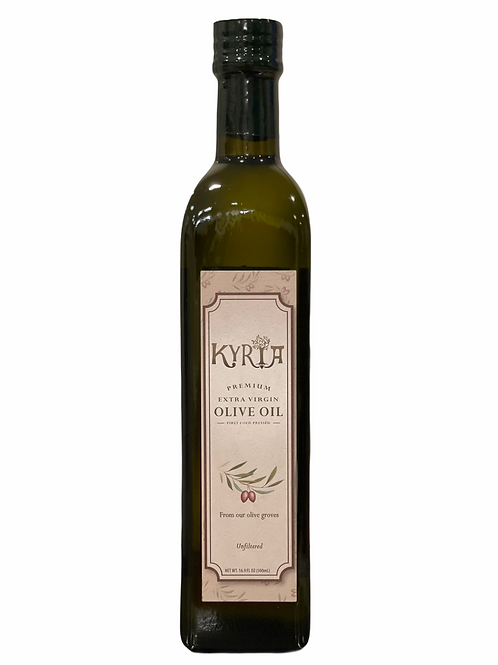 500mL Extra Virgin Olive Oil (Cold-Pressed)