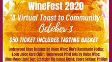 WineFest 2020: A Virtual Toast to Community