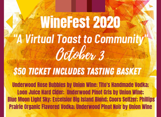 WineFest 2020: A Virtual Toast to Community