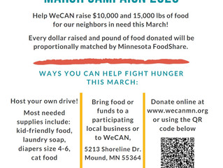 Support Your Neighbors During MN FoodShare Month