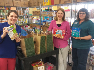 March is FoodShare  Month