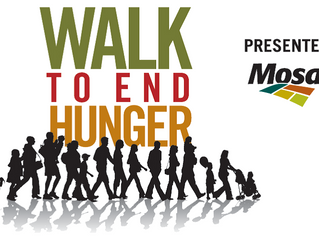 Support Meals on Wheels in the Walk to End Hunger