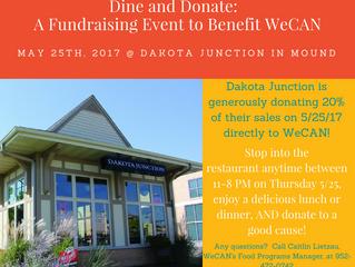 Visit Dakota Junction May 25