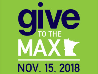 Donate for Donuts on Give to the Max Day!