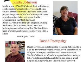 Spotlight on Volunteers