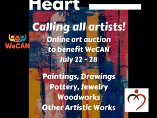 Calling All Artists!