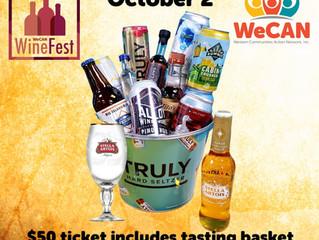 Buy Your WineFest 2021 Bucket Now!