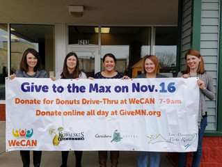 Donate for Donuts on Nov. 16!