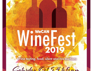 Tickets Available for WineFest 2019