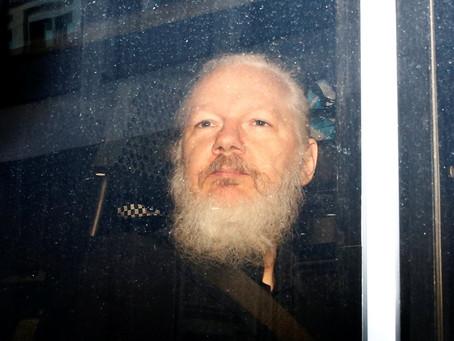 The Saga of Julian Assange