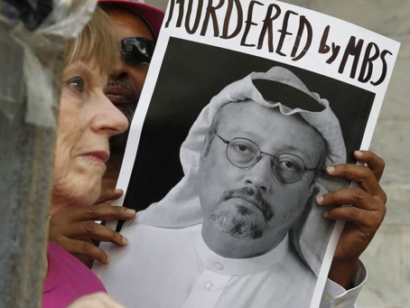 The murder of a critic: Jamal Khashoggi
