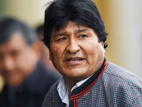 Morales and morals: Bolivia's Democratic confusion
