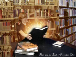 Alex and the Book of Forgotten Tales