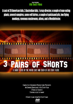 3 Pairs of Shorts
