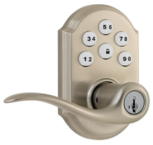 Smartcode lever