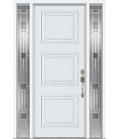 Executive entrance door