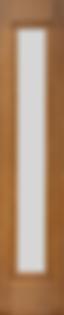 Fiberglass sidelight