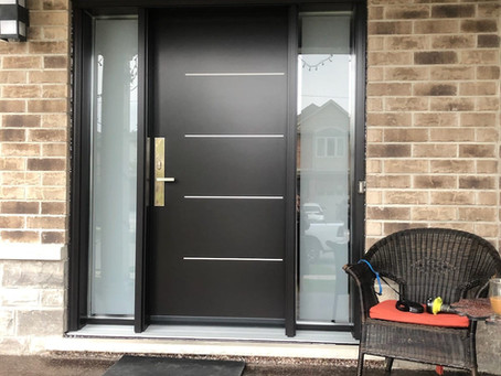 Steel vs Fiberglass door- What is a better door option?