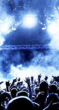 Beim Konzert